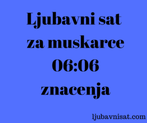 ljubavni sat znacenja cure muskarci 06